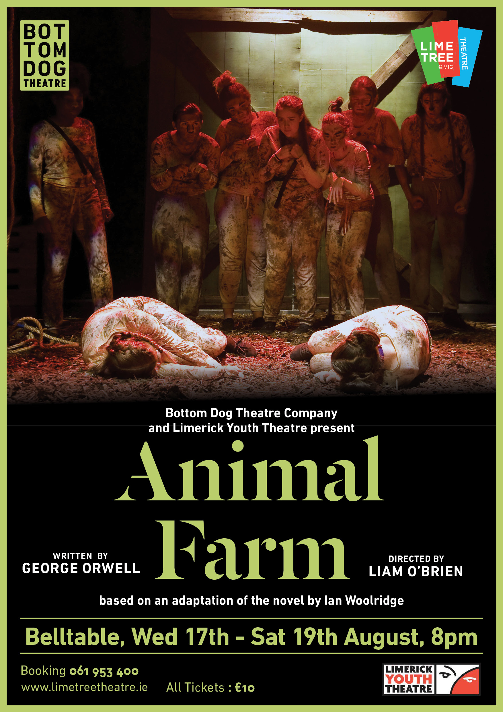 Animal Farm « Bottom Dog
